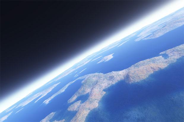 атмосфера земли * реферат: