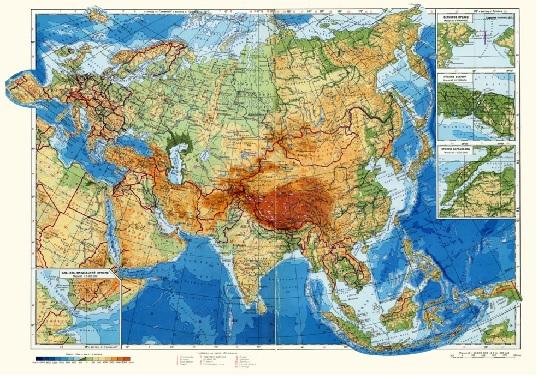 Доклад о континенте евразия 4003