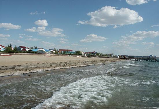 Каспийское море берега площадь климат Каспийское море