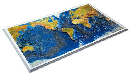 Рельеф дна океана формы Рельеф дна океана