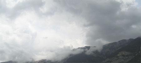 конденсація водяної пари в атмосфері фото