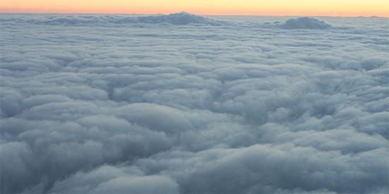 Типи та види шаруватих хмар